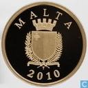 "Malta 50 Euro 2010 (PP) ""Auberge d'Italie"""