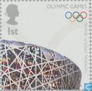 Transfer Olympic flag