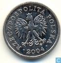 Poland 20 groszy 2004