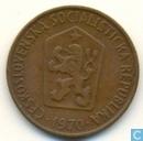 Tsjecho-Slowakije 50 haleru 1970