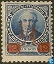 Juan Bautista Alberdi, markiert