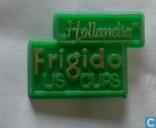 Hollandia Frigido ijs cups [green]