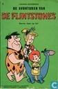 Strips - Flintstones, De - Barney slaat op hol