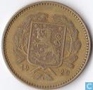 Finland 10 markkaa 1929
