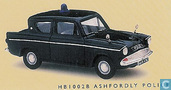 Ford Anglia 105E - Heartbeat Police Car. Part of set HB 1002