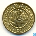 Paraguay 1 centime 1950