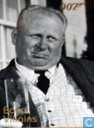 Gert Frobe as Auric Goldfinger