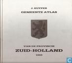 Gemeente atlas van de provincie Zuid-Holland