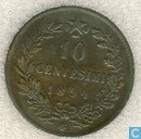 Italien 10 Centesimi 1894 (BI)