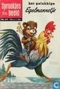 Comics - Gelukkige egelmannetje, Het - Het gelukkige egelmannetje
