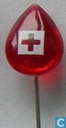 Blood drop Red Cross