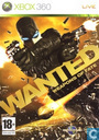 Jeux vidéos - Xbox 360 - Wanted: Weapons of Fate