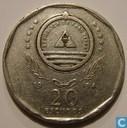 "Kaapverdië 20 escudos 1994 ""Novas de Alegria"""