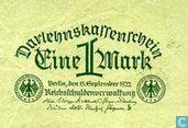 Duitsland 1 Mark