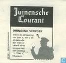 Livres - Bie, Wim de - De Juinensche Courant 0