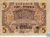 Rheinland-Pfalz 5 Pfennig