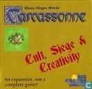 Carcassonne - Cult, Siege and Creativity