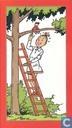 Wiske op trap, Schanulleke in de boom