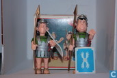 Laurel & Hardy as romans