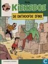 Comics - Kuckucks, Die - De onthoofde sfinx