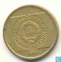 Jugoslawien 20 Dinara 1988