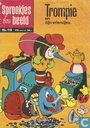 Strips - Trompie - Trompie en zijn vriendjes
