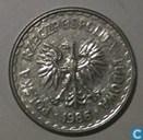 Poland 1 zloty 1986