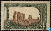 Romeinse aquaduct van Zaghouan
