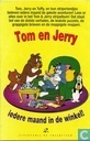 Comic Books - Tom and Jerry - tom en het te gekke rockconcert
