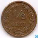 Coins - the Netherlands - Netherlands ½ cent 1894