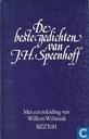 De beste gedichten van J.H. Speenhoff
