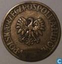 Poland 5 Zlotych 1975