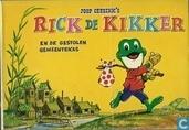 Bandes dessinées - Rick de Kikker - Rick en de gestolen gemeentekas
