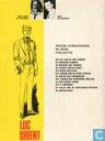 Strips - Luc Orient - De meester van Terango
