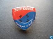 Corée du Sud - Champion d'Asie 1956 et 1960