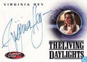Virginia Hey in The living daylights