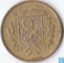 Finland 5 markkaa 1939