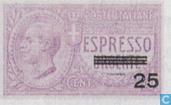 Timbres-poste - Italie [ITA] - ESPRESSO URGENTE