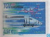 TGV - Oost