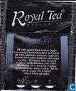 Sachets et étiquettes de thé - Pangea - 100% black tea