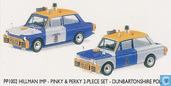 Hillman Imp 'Pinky & Perky' Dunbartonshire Police Set
