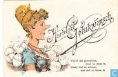 nieuwjaarskaart 1 jan. 1904