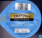 Theezakjes en theelabels - Twinings™ of London - Camomille Oranger Tilleul