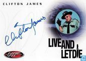 Clifton James in Live and let die
