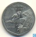 Colombia 10 pesos 1981