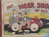 Comic Books - Heer Snor - Met heer Snor op reis