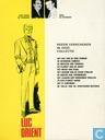 Comic Books - Luc Orient - De kristalpoort