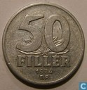 Hungary 50 fillér 1974