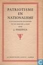 Patriotisme en nationalisme in de Europeesche geschiedenis tot het einde der 19e eeuw