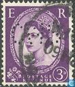 Queen Elizabeth Wilding-Type / couronnes Meervoudiger